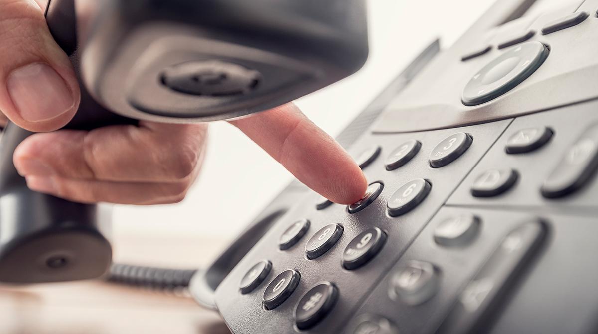 Nursing care hotline
